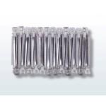 Клипс алуминий 400 - 24 броя