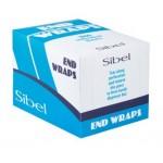 Хартиики за къдрене Sibel -1000 бр.