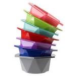 Купа за боя цветна Mix & Match