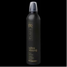 Пяна за коса Black ultra strong суха - 400 мл