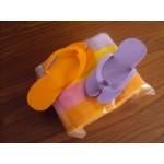 Еднократни чехли за педикюр - 100 бр. 2 мм