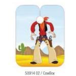 """Детска пелерина 5091402 """"Cowboy"""" 120 х 95"""