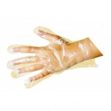 Ръкавици найлонови 100 бр. в пакет - размер L