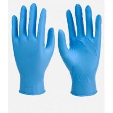 Ръкавици сини нитрил 10 бр. - размер M