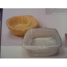 Найлони за вана с ластик -  50 броя цветни тънки