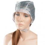Еднократна шапка за кичури 01290 двоен слой -5 броя