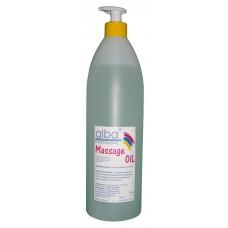 Масажно олио  без аромат с помпа  - 1 литър