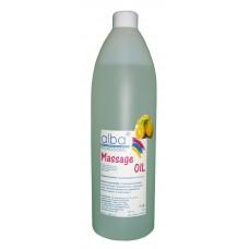Масажно олио с аромат на лимон - 1 л