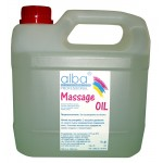 Масажно олио без аромат  - 3 литра