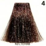 Боя за коса NeoColor № 4 кестеняв