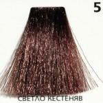 Боя за коса NeoColor № 5 светло кафяв