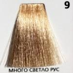 Боя за коса NeoColor №9 много светло рус