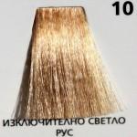 Боя за коса NeoColor № 10 изключително светло рус