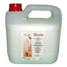 Окислител кремообразен 30 volume / 9 % / - 3 литра