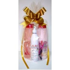 Комплект подарък за третирана коса